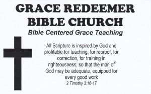 GRBC Church Logo